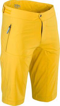 Silvini Dello cyklistické kalhoty Pánské žlutá