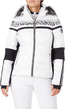 McKINLEY Giuliana lyžařská bunda Dámské bílá