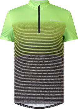 NAKAMURA Daniel cyklistický dres Pánské zelená