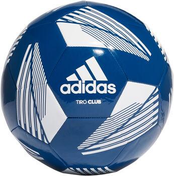 adidas Tiro CLB fotbalový míč modrá