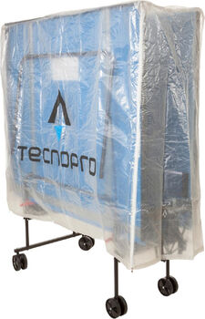 TECNOPRO Krycí plachta bílá
