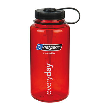 Nalgene Wide Mouth 1l červená
