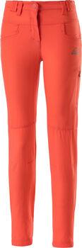 McKINLEY Scranton outdoorové kalhoty Dívčí oranžová