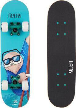 FIREFLY  SKB 105 SkateboardDeska: 61x17cm zelená