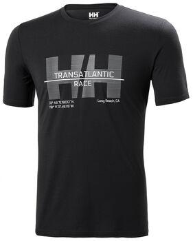 Helly Hansen HP Racing tričko Pánské šedá