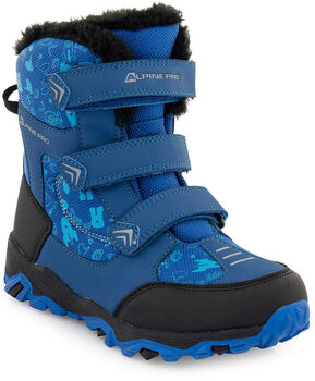 Alpine Pro  Dět.zimní obuvGailo, vysoká obuv černá