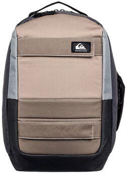 Quiksilver Skate Pack II sportovní batoh hnědá
