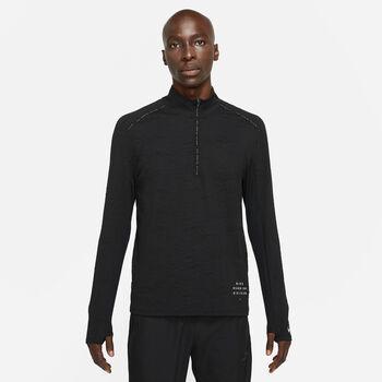 Nike M Nk Run Division Dri-FIT Element tričko Pánské černá