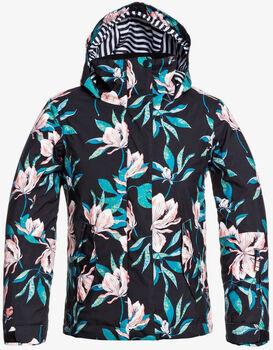 Roxy Jetty Girl JK snowboardová bunda  černá