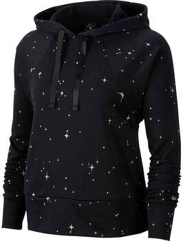 Nike L/S W Nk Dry Fleece Get Fit Dámské černá