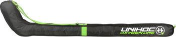 Unihoc  Florbalová taškaOxygen Line, 92-104cm černá