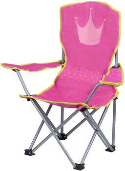 McKINLEY Dětská skládací židle růžová