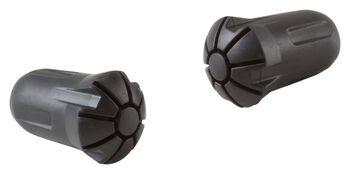 McKINLEY Rubber Tip černá
