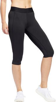 adidas Alphaskin Sportovní capri kalhoty Dámské černá