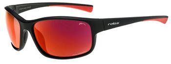 Relax Helliar sluneční brýle černá