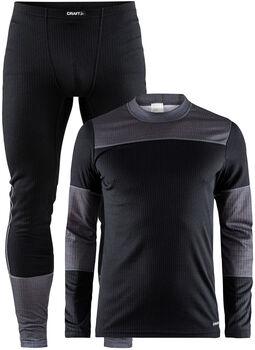 Craft Baselayer Set sada termo prádla Pánské černá