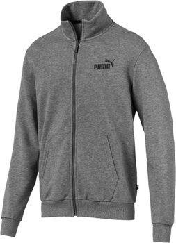 Puma Essential Track Jacket TR M Pánské šedá
