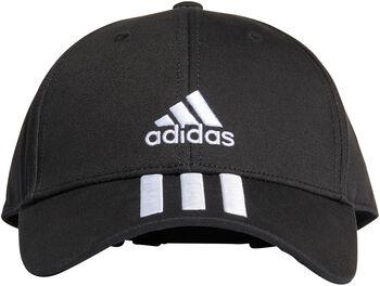 adidas Baseball 3-stripes kšiltovka Pánské černá