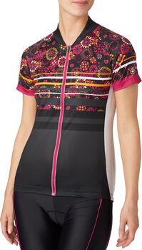 NAKAMURA Tiara cyklistické tričko Dámské černá