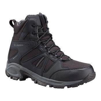 Columbia Telluron Omni-Heat WP zimní boty Pánské černá
