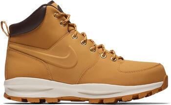 Nike Manoa Leather volnočasové boty Pánské žlutá