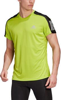 adidas Own The Run Tee M Pánské zelená