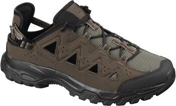 Salomon Alhama outdoorové boty Pánské zelená