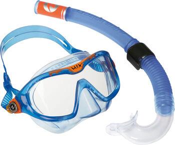 Aqua Lung AquaLung Šnorchl sadaCombo Mix modrá
