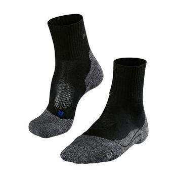 Falke  Dá.-PunčochyD-Socken TK2 Short Cool Dámské černá