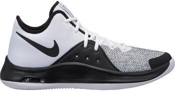 Nike Air Versitile III Pánské bílá