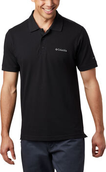 Columbia Cascade Range Solid outdoorové tričko Pánské černá