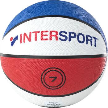 INTERSPORT Basketbalový míč 1213073 IS-BB-Ball červená