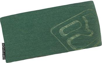 ORTOVOX 145 Ultra Headband zelená