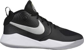 Nike Team Hustle D 9 (GS) černá
