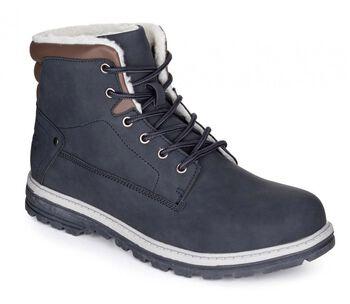 LOAP Sirius zimní boty Pánské modrá