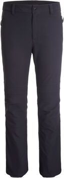 Icepeak Erding softshellové kalhoty Pánské černá