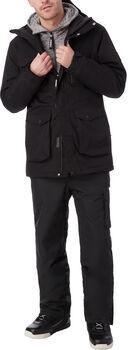 FIREFLY Grady Slopestyle lyžařská bunda černá