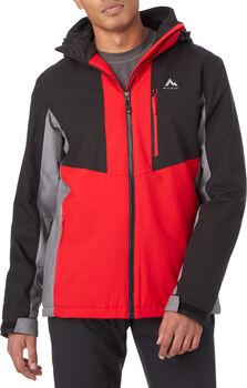 McKINLEY Gian lyžařská bunda Pánské červená