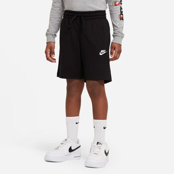 Nike Nsw Short Jsy Aa kraťasy Chlapecké černá