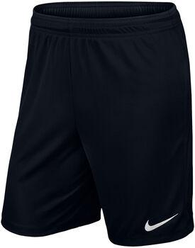 Nike Park II Knit Jr Chlapecké černá