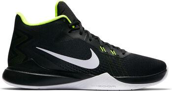 Nike Zoom Evidence basketbalové boty Pánské černá