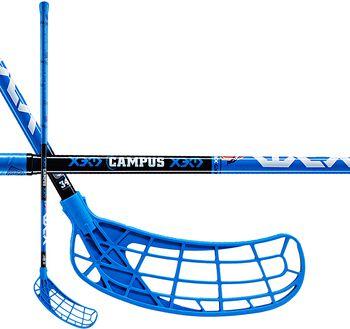 Salming X3M Campus 34 florbalová hůl modrá