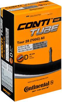 Continental Duše na kolo s ventilkem černá