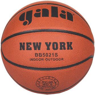 New YorkBasketbalový míč
