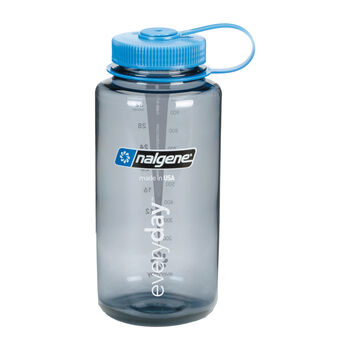 Nalgene Wide Mouth 1l šedá