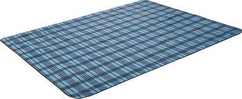 McKINLEY Picnic Rug Striped modrá