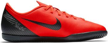 Nike Vaporx 12 Club CR7 IC Jr Chlapecké oranžová