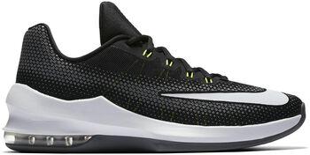 Nike Air Max Infuriate Low basketbalové boty Pánské černá