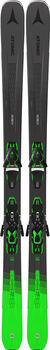 ATOMIC Vantage X77 Ti all-mountain sjezdové lyže bez vázání černá