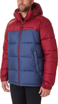 Columbia Pike Lake Hooded Jacket Pánské modrá